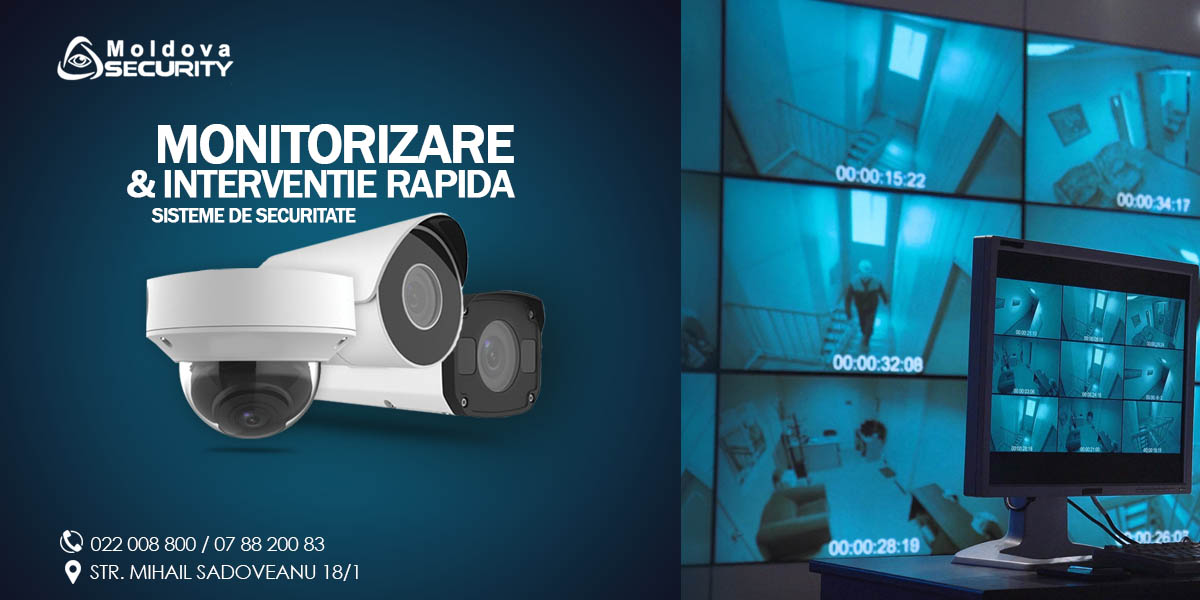 Monitorizare & interventie rapida